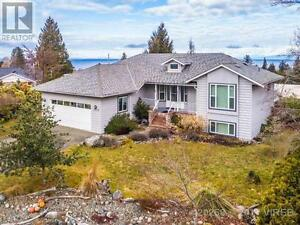 Beautiful House on Vancouver Island! OCEAN VIEW
