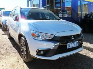 2016 Mitsubishi ASX XB MY15.5 LS 2WD White 6 Speed Constant Variable Wagon Mount Druitt Blacktown Area Preview