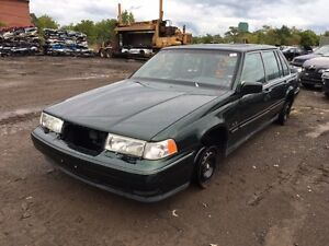 1996 Volvo 960 just arrived for parts at Pic N Save!