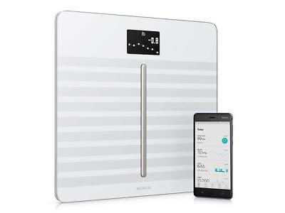 Withings Body Cardio Wi-Fi Smart Scale with Body Composition and Heart Rate - Wh