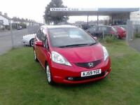 2009 (59) HONDA JAZZ 1.3 I-VTEC EX I-SHIFT 5DR Semi Automatic