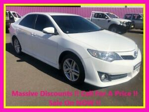 2013 Toyota Camry ASV50R Atara R White 6 Speed Automatic Sedan Dubbo Dubbo Area Preview