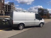Ford Transit, Silver, 57 Plate, 114,000 miles, No VAT