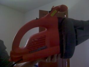 Blower Vortex de Black & Decker