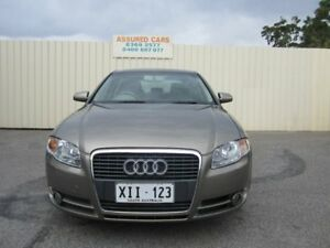 2006 Audi A4 B7 2.0 TDI Champagne CVT Multitronic Sedan Windsor Gardens Port Adelaide Area Preview