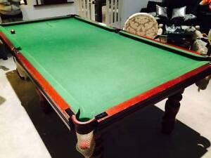 Pool Table for Sale - Old is Gold Winthrop Melville Area Preview