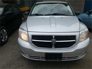 dodge caliber bas milage