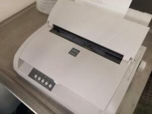 Fujitsu DL3750+ M33331A  Parallel USB Dot matrix printer  REFURB