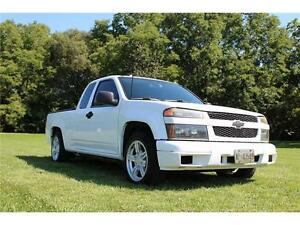 2004 CHEVROLET COLORADO LS ZQ8 SPORT* 5 SPD 3.5 5 CYL* MUST SEE
