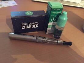 E-Cigarette vape pen. Never used, brand new.