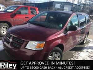 2009 Dodge Grand Caravan SE AS IS