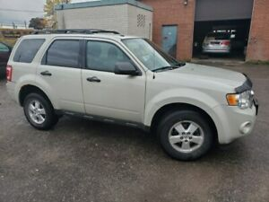 2009 Ford Escape XLT 4X4 4CYL 152kms