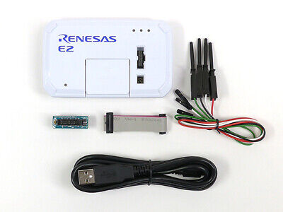 Renesas Electronics E2 Emulator Rte0t00020 Kce00000r Japan First Shipping
