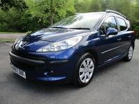 Peugeot 207 SW S Estate PETROL MANUAL 2007/57