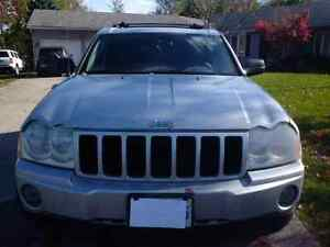 2007 Jeep Grand Cherokee  Kitchener / Waterloo Kitchener Area image 2