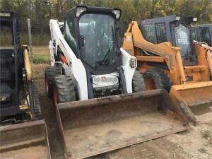 2013 BOBCAT S650 SKID STEER LOADER