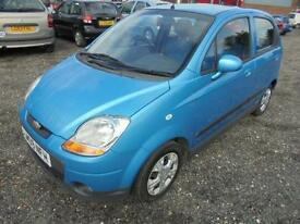 Chevrolet Matiz 1.0 SE+ 5dr 6 MONTHS WARRANTY INCLUDED