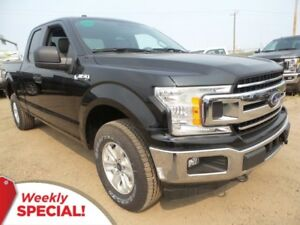 2018 Ford F-150 XLT 4x4 - Bluetooth, USB, Max Tow Package