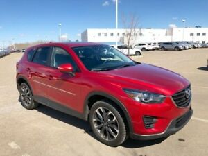 2016 Mazda CX-5 Grand Touring - Navigation, Sunroof, Leather!