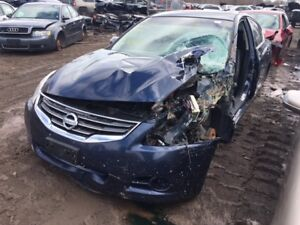 2010 Nissan Altima just in for parts at Pic N Save!