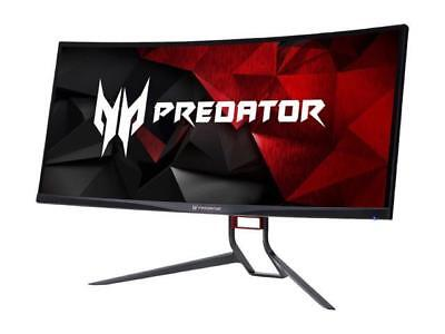 "Acer Predator X34 Gaming Monitor 34"" Curved 2K NVIDIA Ultra-wide G-SYNC 120Hz"