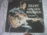 Vinyl LP Elvis Golden Records Vol 1 RCA SF 8129 Reissue 1970's Stereo