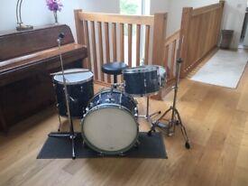 VINTAGE 1950's John Grey Autocrat Drum Kit