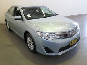 2013 Toyota Camry ASV50R Altise Arctic Frost 6 Speed Automatic Sedan Westdale Tamworth City Preview