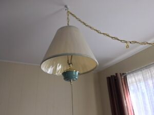 Hanging Lamp Perfect Condition