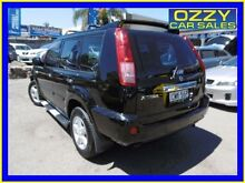 2007 Nissan X-Trail T30 MY06 TI (4x4) Black 5 Speed Manual Wagon Penrith Penrith Area Preview