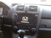 OEM HONDA CRV DVD GPS BACKUP CAMERA INCLUDING INSTALL $660