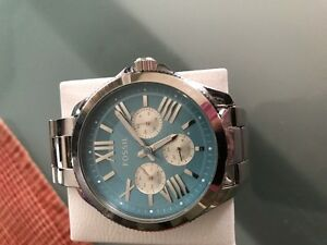 Fossil Silver Watch