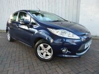 2012 Ford Fiesta 1.6 TDCI Zetec ECOnetic 11, 5 Door, DIESEL, up to 88MPG...ZERO £ Road Tax