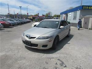 2007 Mazda MAZDA6 GS-I4 * CAR LOANS FOR ALL CREDIT