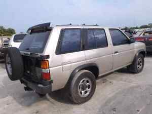Parting out nissan pathfinder new tough clutch and shocks etc Yandina Creek Noosa Area Preview