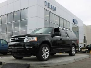 2017 Ford Expedition MAX 301A, LIMITED, 4WD, 3.5L ECOBOOST, SYNC