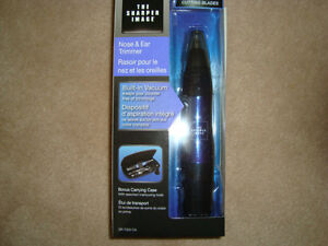 """THE SHARPER IMAGE NOSE&EAR TRIMMER """"""""NEW"""" West Island Greater Montréal image 1"""