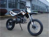 Gio 125cc Apollo Orion Dirt Bike