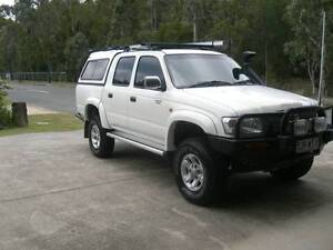 2003 Toyota Hilux Ute Victoria Point Redland Area Preview