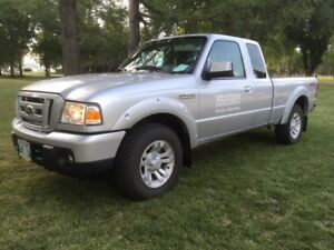 For Sale by Tender: 2010 Ford Ranger