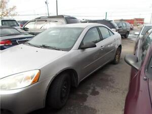 2006 Pontiac G6 RUNS AND DRIVES JUST TRADED AS-IS DEAL