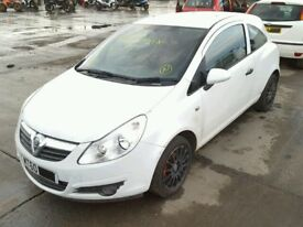 Vauxhall Corsa D 1.4 16v 2010 For Breaking