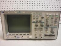 HP Agilent 54645D Mixed Signal Oscilloscope 100 MHz, 200 MSa/s