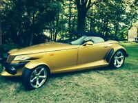 2002 Plymouth Prowler Cabriolet