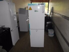 NEW GRADED LSC263UK ATEX FREESTANDING LABORATORY FRIDGE-FREEZER IN WHITE. RETAILING CIRCA £900 + VAT