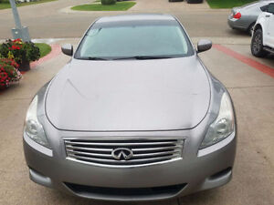 2008 G37S LOW KM NO ACCIDENTS OR PROBLEMS GREAT DEAL