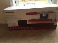 Pioneer speaker bar system SP-SB23W