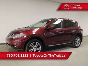 2012 Nissan Murano LE; PANORAMIC SUNROOF, AWD, LEATHER, CAR STAR