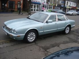 Jaguar XJ8 AUTO 3.2 XJ8 LWB Saloon 4dr, 2002 model, Full MOT, FSH
