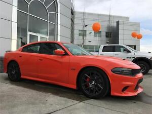 2016 DODGE CHARGER R/T SCAT PACK MAKE IT A SUMMER TO REMEMBER !!